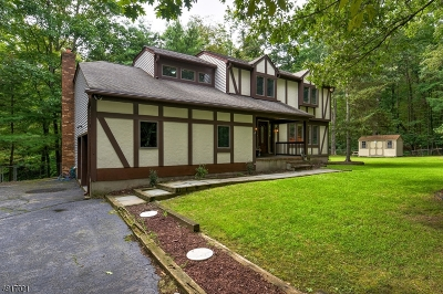 Sparta Twp. Single Family Home For Sale: 36 Rockview Dr.