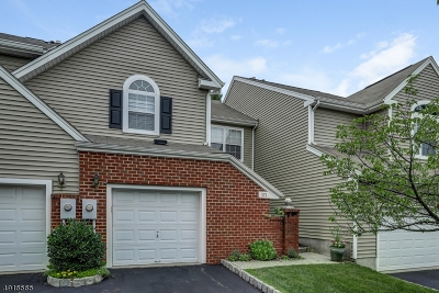 West Orange Twp. NJ Condo/Townhouse For Sale: $349,900