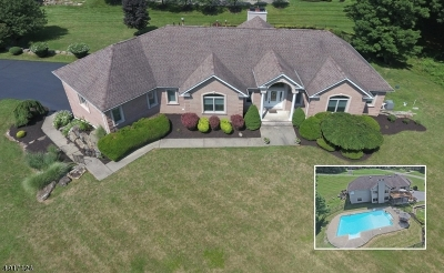 Sparta Twp. Single Family Home For Sale: 1 Carpenter Pl