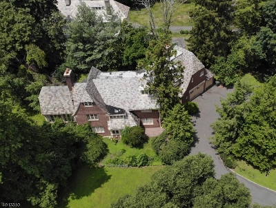 South Orange Village Twp. Single Family Home For Sale: 475 Berkeley Ave