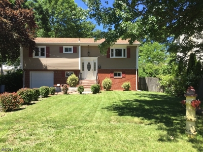 Parsippany-Troy Hills Twp. NJ Rental For Rent: $2,850