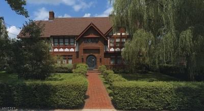 Passaic City Single Family Home For Sale: 208 Passaic Ave