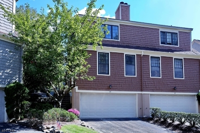 Wayne Twp. Condo/Townhouse For Sale: 43 Nuthatcher Ct