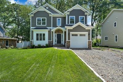 Chatham Boro NJ Single Family Home For Sale: $1,379,000