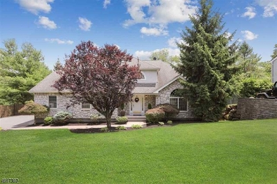 West Orange Twp. Single Family Home For Sale: 49 Highwood Rd