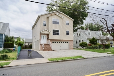 Linden City Multi Family Home For Sale: 909 S Park Ave