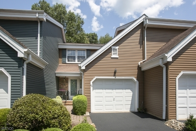 Morristown Town, Morris Twp. Single Family Home For Sale: 85 Independence Way