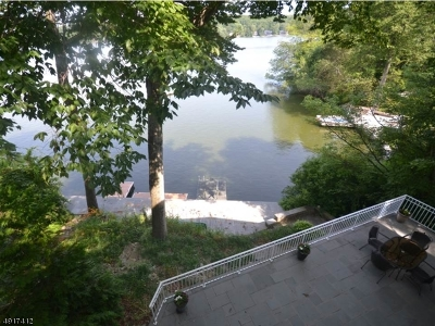 Vernon Twp. Single Family Home For Sale: 2092 Lakeside Drive West