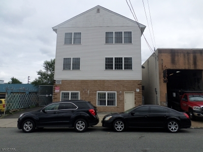 Paterson City Condo/Townhouse For Sale: 9-11 Madison Ave #11