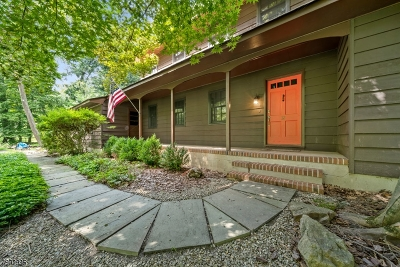 Raritan Twp. Single Family Home For Sale: 32 Cherryville Hollow Rd