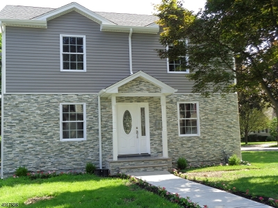 Union Twp. Single Family Home For Sale: 521 Stratford Rd
