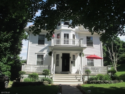 Newton Town Single Family Home For Sale: 4 Linwood Ave