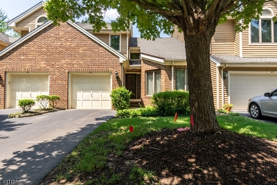 Montville Twp. Condo/Townhouse For Sale: 43 Lenox Court