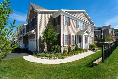 Morris Twp., Morristown Town Condo/Townhouse For Sale: 10 Fillmore Dr