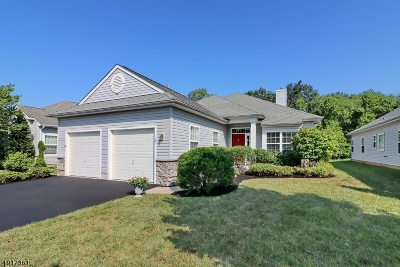 Franklin Twp. Single Family Home For Sale: 35 Esplanade Dr