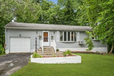 Ogdensburg Boro Single Family Home For Sale: 8 Adams Dr