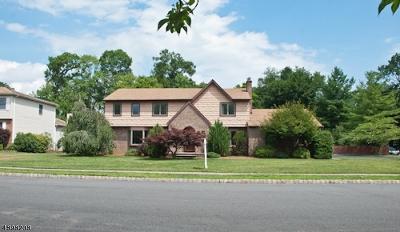 Wayne Twp. Single Family Home For Sale: 31 Hubbardton Rd