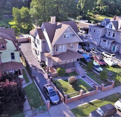 Newark City Multi Family Home For Sale: 518-520 Summer Ave