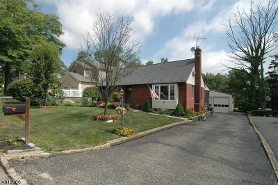 Hanover Twp. Single Family Home For Sale: 44 Grand Ave