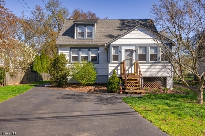 Bridgewater Twp. Single Family Home For Sale: 84 Ardmaer Dr