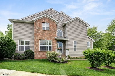 Montgomery Twp. Condo/Townhouse For Sale: 14 Coolidge Way