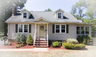 Florham Park Boro Rental For Rent: 239 Ridgedale Ave