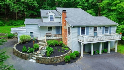 Mendham Twp. NJ Single Family Home For Sale: $545,000
