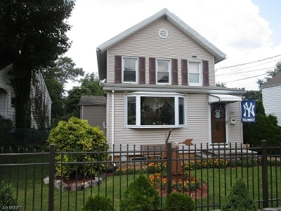 Belleville Twp. Single Family Home For Sale: 489 Franklin Ave