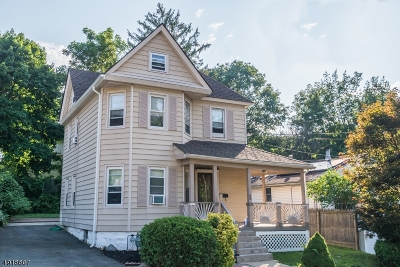 Dover Town Single Family Home For Sale: 60 Madison St