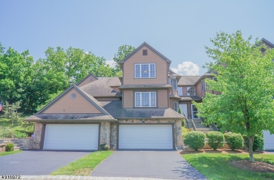 Hardyston Twp. Condo/Townhouse For Sale: 6 Havenhill Rd #6