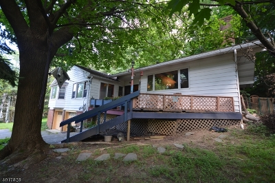 Sparta Twp. Single Family Home For Sale: 151 Springbrook Trl