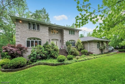 Montville Twp. Single Family Home For Sale: 71 Taylortown Rd
