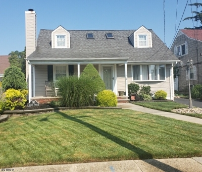 Linden City Single Family Home For Sale: 130 Melrose Ter