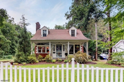 Wyckoff Twp. Single Family Home For Sale: 477 Baxter Ave