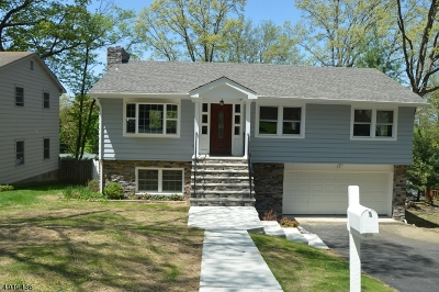 Sparta Twp. Single Family Home For Sale: 24 Longview Rd