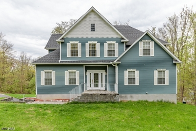 Vernon Twp. Single Family Home For Sale: 49 Greenhill Rd