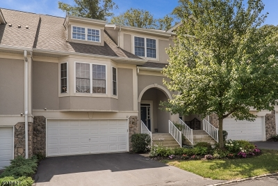 Denville Twp. Condo/Townhouse For Sale: 27 Henning Ter