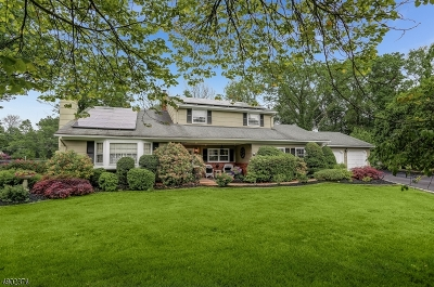 Cedar Knolls Single Family Home For Sale: 21 Old Farm Rd