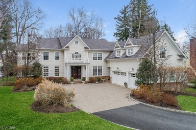 Chatham Twp. Single Family Home For Sale: 142 Noe Ave