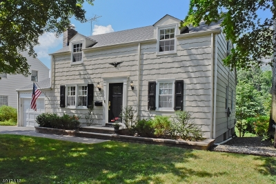 Morristown Single Family Home For Sale: 23 Sand Hill Rd