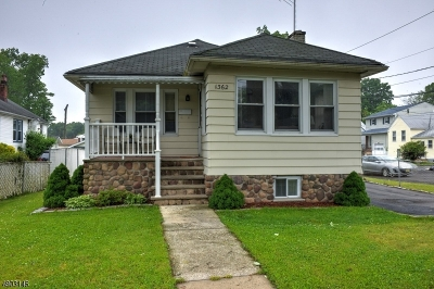 Union Twp. Single Family Home For Sale: 1362 Liberty Ave