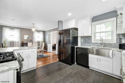 Union Twp. Single Family Home For Sale: 360 Colonial Ave