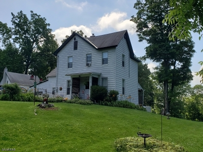 Lafayette Twp. Single Family Home For Sale: 29 & 31 Morris Farm Rd