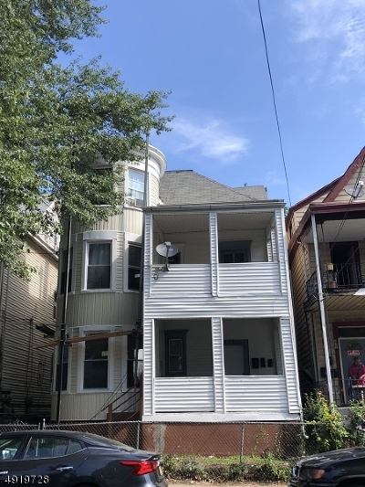 Paterson City Multi Family Home For Sale: 473-475 Park Ave