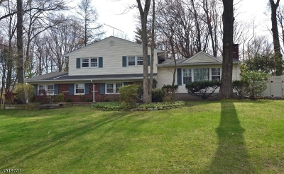 Wyckoff Twp. Single Family Home For Sale: 308 Joan Pl