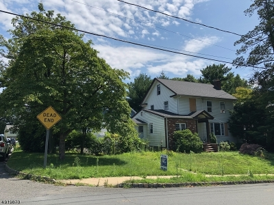 Union Twp. Single Family Home For Sale: 891 Pennsylvania Ave