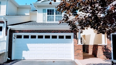 Denville Twp. Condo/Townhouse For Sale: 2306 Middlefield Ct