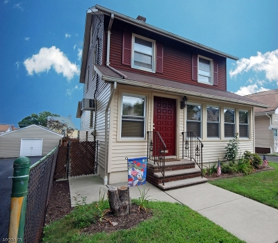 Belleville Twp. Single Family Home For Sale: 354 Union Ave