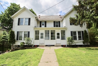 Newton Town Multi Family Home For Sale: 8-10 Clinton St