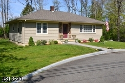 Stanhope Boro Single Family Home For Sale: 24 Sparta Rd
